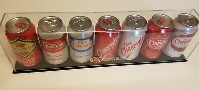 Cheerwine can collection 100 years rare limited edition