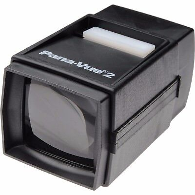 Slide Viewer Pana-Vue Ii Hand Held 2X Magnification 35Mm New Fpa002