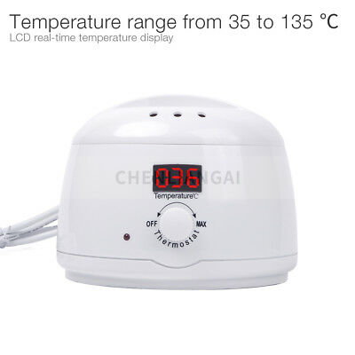 Electric 110 / 220V Nail Salon Spa Wax Heater Depilatory Paraffin Warmer Waxing