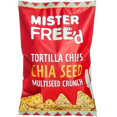 Freed Foods Tortilla Chips with Chia 135g