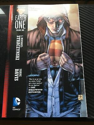 Superman: Earth One TP by J. Michael Straczynski (Paperback, 2013)