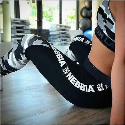 Wide belt Legging Camouflage & NEBBIA Yes You can printed Legging S-L 916