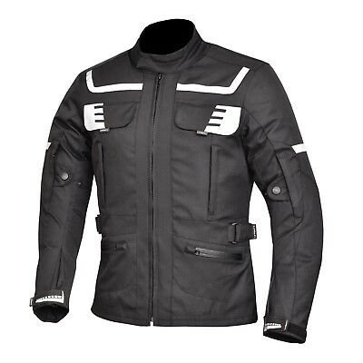 Mens Motorbike Motorcycle Falcon Jacket. CE Approved Armour  Cordura Textile