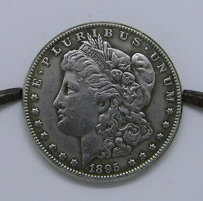 1895 MORGAN ONE DOLLAR COIN High Quality Reproduction Copy