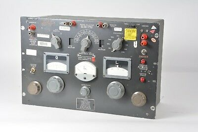 G/R General Radio Company 1633-A Incremental Inductance Bridge 1633-A94 (AS-IS)
