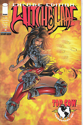 Witchblade Encore Edition #1 Top Cow Entertainment Exclusive Edition NM