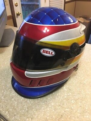 Bell GTX2 Racing Helmet Snell SA 2000 Size Large