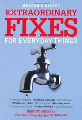 Extraordinary Fixes for Everyday Things: Instant An... by Thomas, Lisa Paperback