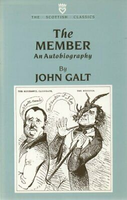 The Member by John Galt Paperback Book The Cheap Fast Free Post