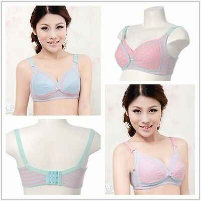 Comfortable Women Feeding Nursing Pregnant Maternity Bra Breastfeeding Pregnant