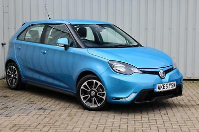MG MG3 1.5 VTI-Tech ( s/s ) 3Style with one lady owner and low mileage