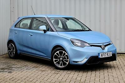 MG MG3 Style+, demonstrator model with low mileage, MG warranty