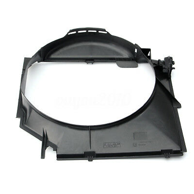 Car Radiator Cooling Fan Shroud Fit For BMW E46 17111436259
