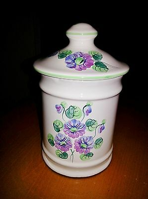 Herend Village Pottery Hand Painted From Hungary