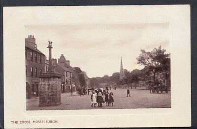 Scotland Postcard - The Cross, Musselburgh    RS7992