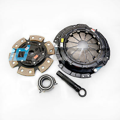 Competition Clutch Stage 4 Racing Clutch Kit For Mazda Mx-5 Miata Na Nb 1.6 1.8