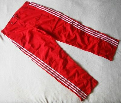 TROUSERS vintage '80s  ADIDAS TG. 5-L circa made in Slovenia  NEW!