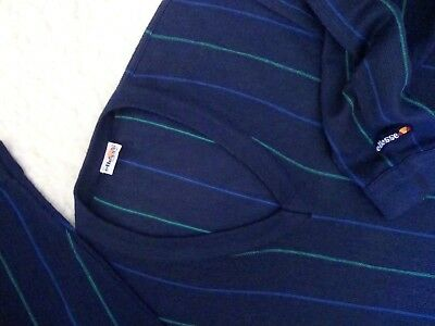 SWEATER vintage 70's ELLESSE tg.M made Italy
