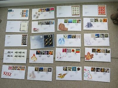 FIRST DAY COVERS  GB  2000s - Multiple Listing - More Added Oct