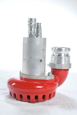 "2-1/2"" Discharge Hydraulically Powered Submersible Water Pump"