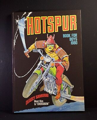 Hotspur Annual 1980 - Unclipped Good Condition