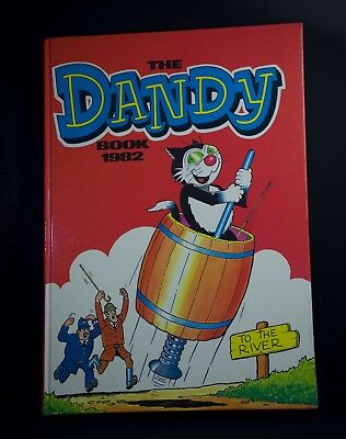 The Dandy Book Annual 1982 - Unclipped