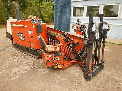 2015 Ditch Witch JT9, Directional Drill, Boring, HDD, Drilling, 912 Hours