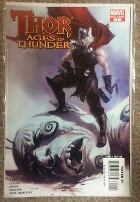 THOR: AGES OF THUNDER (2008) #1..one-shot..NM unread 1st print