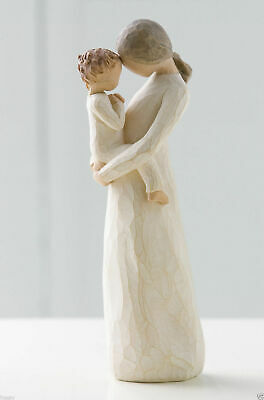 Willow Tree Figurine Tenderness Mother and Child By Susan Lordi  26073