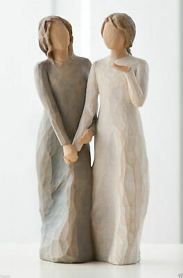 Willow Tree Figurine My Sister My Friend  By Susan Lordi  27095
