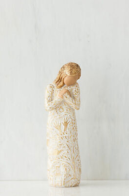 Willow Tree Figurine Tapestry,  of Memories By Susan Lordi  27536