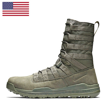 """Nike Sfb Gen 2 - Sage Green - 8"""" Military Combat Boots - 922474-200 [All Sizes]"""