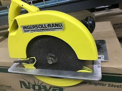 s80 ingersoll-rand air pneumatic circular saw 81/4""
