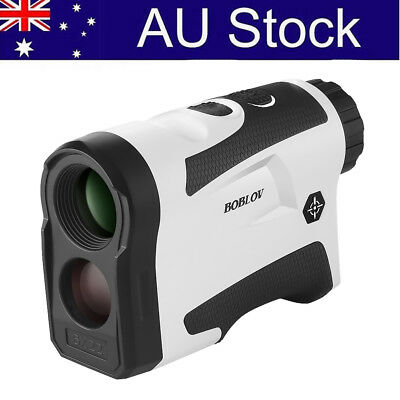 Golf Laser Range Finder 600m FLAG-LOCK Distance/Height/Speed Built-in 800mAh AU