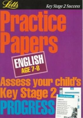 **OP**KS2 Practice Papers: English 7-8: Age 7-8 (K... by Booth, Graham Paperback