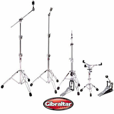 Gibraltar 6700pk Complete Drum Hardware Stands Pack Heavy Duty