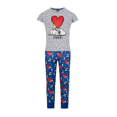 Peanuts Snoopy Official Gift Girls Pyjamas