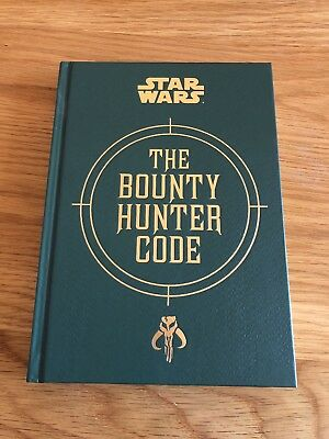 The bounty hunter code from the files of boba fett wallace daniel bounty hunter code from the files of boba fett english hard back fandeluxe Images