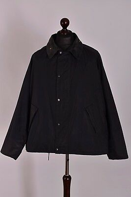 Men's Barbour Transport Jacket Size С50 / 127cm Genuine Casual Waxed
