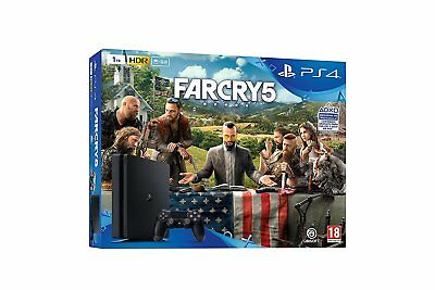 Videoconsola Sony Ps4 1Tb + Farcry