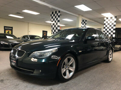 2008 BMW 5-Series  528i free shipping warranty luxury clean cheap serviced finance cheap sport