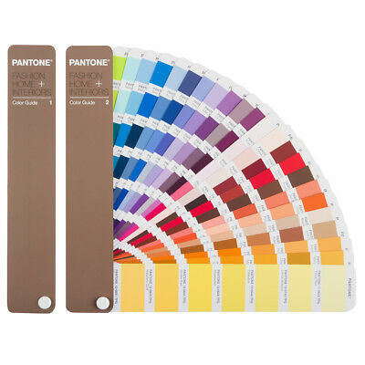 Pantone Fashion Home + Interiors Color Guide FHIP110N **BRAND NEW 2019 Edition**
