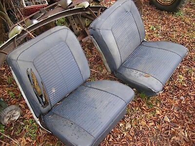 1962 64 Gm Full Size Cars Bucket Seat Track Right Side