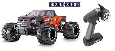 RedCat 1/5 Rampage MT V3 4WD Gas Radio Control Monster Truck RTR RER06334 HH
