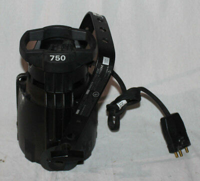 ETC Source Four 750 Ellipsoidal Bulb and base only working