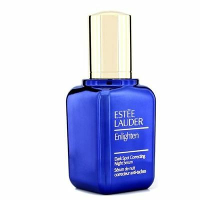 Estee Lauder ENLIGHTEN Dark Spot Correcting Night Serum 0.24 fl oz. New in Box