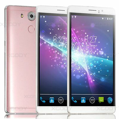 """XGODY Mobile Phone Débloqué d'usined Smartphone 6"""" 3G 4Core+ 2SIM Android 5.1 FR"""