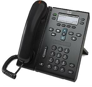 Cisco Unified IP Phone 6941 Slimline Handset, CP-6941-CL-K9= ~D~