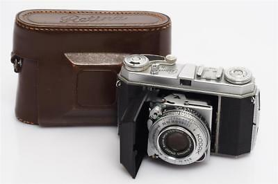 Kodak Retina Ia w.       Xenar 2.8/50mm & Case