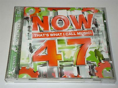 Now That's What I Call Music 47   Various Artists CD Album  2000